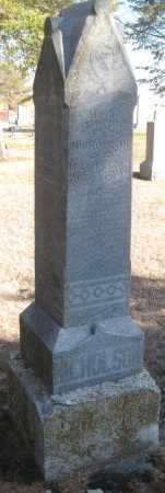 NICHOLSON, H. A. - Saline County, Nebraska | H. A. NICHOLSON - Nebraska Gravestone Photos