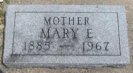 NOVAK, MARY E. - Saline County, Nebraska | MARY E. NOVAK - Nebraska Gravestone Photos