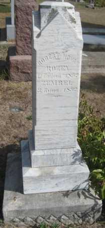 NOVAK, ROBERT - Saline County, Nebraska | ROBERT NOVAK - Nebraska Gravestone Photos