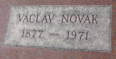 NOVAK, VACLAV - Saline County, Nebraska | VACLAV NOVAK - Nebraska Gravestone Photos