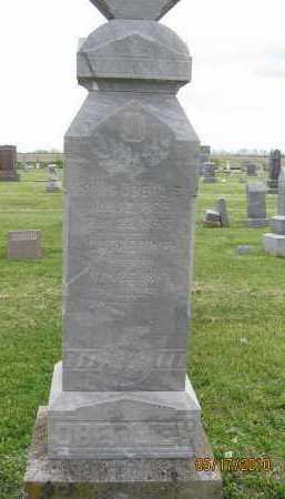 OBERLLES, LOUIS - Saline County, Nebraska | LOUIS OBERLLES - Nebraska Gravestone Photos