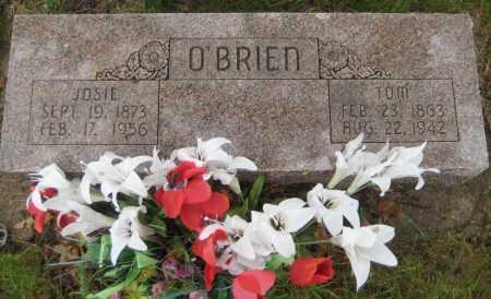 O'BRIEN, JOSIE - Saline County, Nebraska | JOSIE O'BRIEN - Nebraska Gravestone Photos