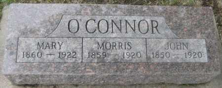 O'CONNOR, MARY - Saline County, Nebraska | MARY O'CONNOR - Nebraska Gravestone Photos