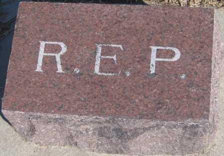 PEARCE, ROBERT E. - Saline County, Nebraska   ROBERT E. PEARCE - Nebraska Gravestone Photos