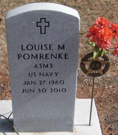 POMRENKE, LOUISE M. - Saline County, Nebraska   LOUISE M. POMRENKE - Nebraska Gravestone Photos