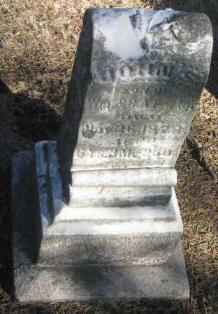 PORTER, JOHN S. - Saline County, Nebraska | JOHN S. PORTER - Nebraska Gravestone Photos