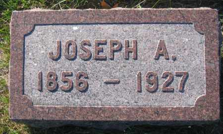 PROKOP, JOSEPH A. - Saline County, Nebraska   JOSEPH A. PROKOP - Nebraska Gravestone Photos