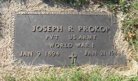 PROKOP, JOSEPH R. - Saline County, Nebraska | JOSEPH R. PROKOP - Nebraska Gravestone Photos