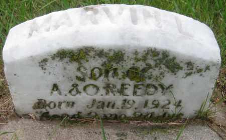 REEDY, MARVIN L. - Saline County, Nebraska | MARVIN L. REEDY - Nebraska Gravestone Photos