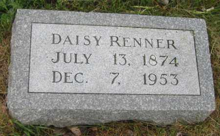 RENNER, DAISY - Saline County, Nebraska | DAISY RENNER - Nebraska Gravestone Photos