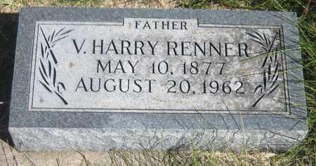 RENNER, VRATISLAV HARRY - Saline County, Nebraska | VRATISLAV HARRY RENNER - Nebraska Gravestone Photos