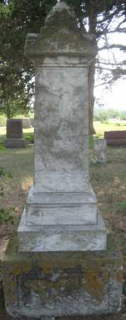 RIBBLE, FAMILY STONE - Saline County, Nebraska | FAMILY STONE RIBBLE - Nebraska Gravestone Photos