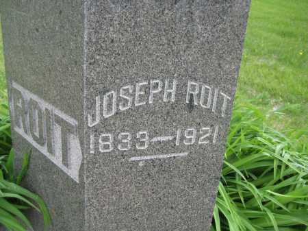 ROIT, JOSEPH - Saline County, Nebraska | JOSEPH ROIT - Nebraska Gravestone Photos