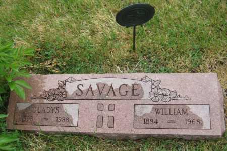 SAVAGE, WILLIAM - Saline County, Nebraska | WILLIAM SAVAGE - Nebraska Gravestone Photos