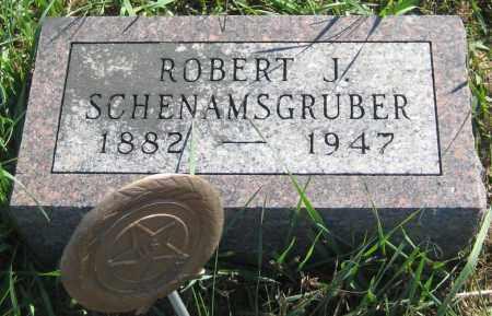 SCHENAMSGRUBER, ROBERT J. - Saline County, Nebraska | ROBERT J. SCHENAMSGRUBER - Nebraska Gravestone Photos