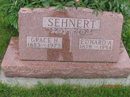 SEHNERT, GRACE H. - Saline County, Nebraska | GRACE H. SEHNERT - Nebraska Gravestone Photos