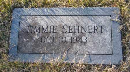 SEHNERT, TIMMIE - Saline County, Nebraska | TIMMIE SEHNERT - Nebraska Gravestone Photos