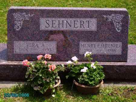 "SEHNERT, HENRY E. ""HIENIE"" - Saline County, Nebraska | HENRY E. ""HIENIE"" SEHNERT - Nebraska Gravestone Photos"