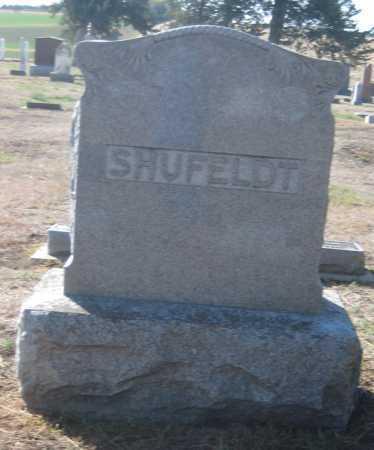 SHUFELDT, FAMILY MONUMENT - Saline County, Nebraska | FAMILY MONUMENT SHUFELDT - Nebraska Gravestone Photos