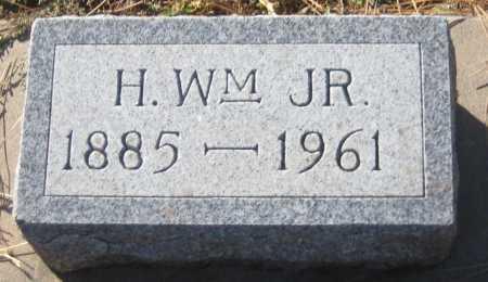SHUFELDT, HIRAM WILLIAM JR. - Saline County, Nebraska   HIRAM WILLIAM JR. SHUFELDT - Nebraska Gravestone Photos