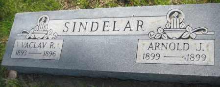 SINDELAR, VACLAV R. - Saline County, Nebraska | VACLAV R. SINDELAR - Nebraska Gravestone Photos