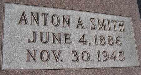 SMITH, ANTON A. - Saline County, Nebraska   ANTON A. SMITH - Nebraska Gravestone Photos