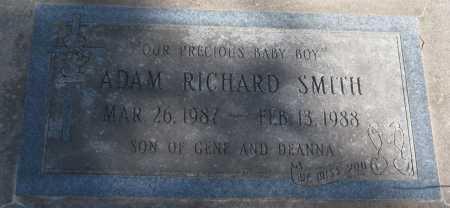 SMITH, ADAM RICHARD - Saline County, Nebraska | ADAM RICHARD SMITH - Nebraska Gravestone Photos