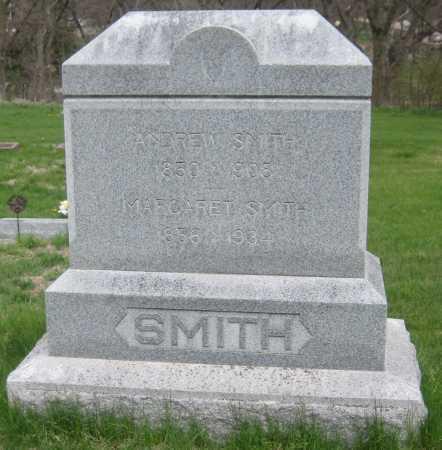 SMITH, ANDREW - Saline County, Nebraska | ANDREW SMITH - Nebraska Gravestone Photos