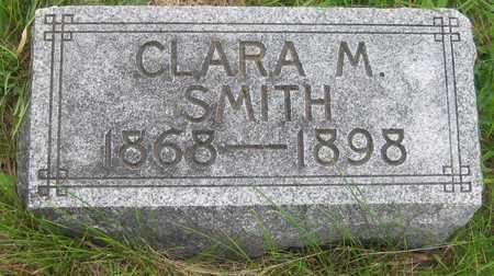 SMITH, CLARA M. - Saline County, Nebraska | CLARA M. SMITH - Nebraska Gravestone Photos