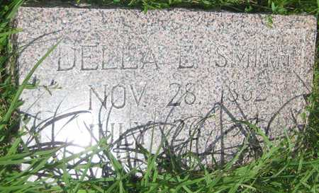 SMITH, DELLA E. - Saline County, Nebraska | DELLA E. SMITH - Nebraska Gravestone Photos
