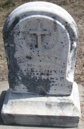 SMITH, ELIZABETH - Saline County, Nebraska   ELIZABETH SMITH - Nebraska Gravestone Photos