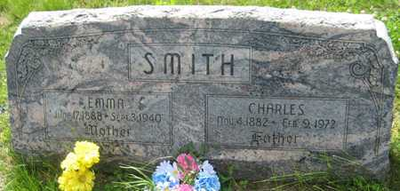 SMITH, EMMA - Saline County, Nebraska | EMMA SMITH - Nebraska Gravestone Photos