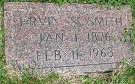 SMITH, ERVIN S. - Saline County, Nebraska | ERVIN S. SMITH - Nebraska Gravestone Photos