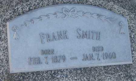 SMITH, FRANK - Saline County, Nebraska   FRANK SMITH - Nebraska Gravestone Photos