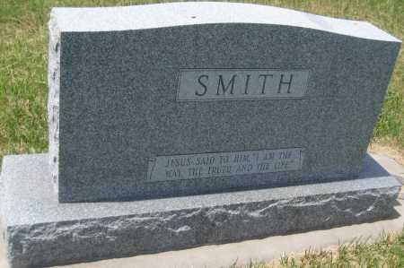 SMITH, FAMILY MONUMENT - Saline County, Nebraska   FAMILY MONUMENT SMITH - Nebraska Gravestone Photos