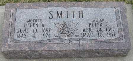 SMITH, HELEN B. - Saline County, Nebraska | HELEN B. SMITH - Nebraska Gravestone Photos