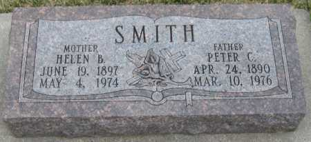 SMITH, PETER C. - Saline County, Nebraska | PETER C. SMITH - Nebraska Gravestone Photos
