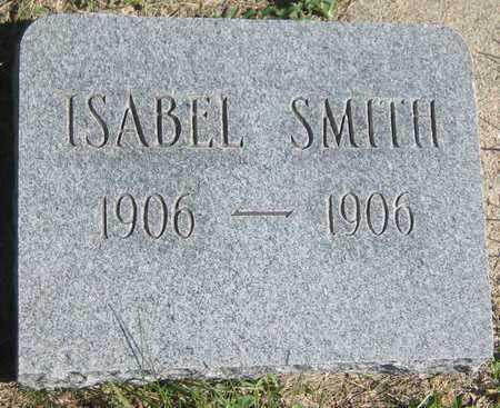 SMITH, ISABEL - Saline County, Nebraska | ISABEL SMITH - Nebraska Gravestone Photos