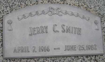 SMITH, JERRY C. - Saline County, Nebraska | JERRY C. SMITH - Nebraska Gravestone Photos