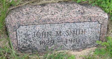 SMITH, JOHN M. - Saline County, Nebraska   JOHN M. SMITH - Nebraska Gravestone Photos