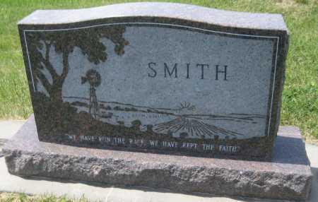SMITH, KAREN - Saline County, Nebraska | KAREN SMITH - Nebraska Gravestone Photos