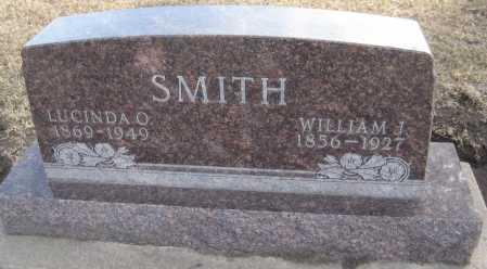 SMITH, WILLIAM J. - Saline County, Nebraska   WILLIAM J. SMITH - Nebraska Gravestone Photos