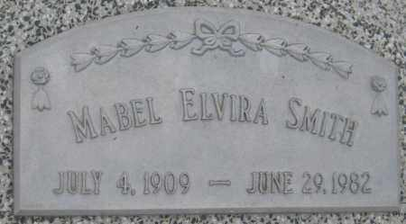 SMITH, MABEL ELVIRA - Saline County, Nebraska | MABEL ELVIRA SMITH - Nebraska Gravestone Photos