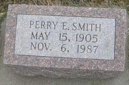 SMITH, PERRY E. - Saline County, Nebraska | PERRY E. SMITH - Nebraska Gravestone Photos