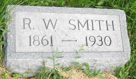 SMITH, RICHARD WILLIAM - Saline County, Nebraska   RICHARD WILLIAM SMITH - Nebraska Gravestone Photos