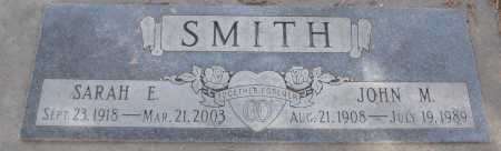 SMITH, JOHN M. - Saline County, Nebraska | JOHN M. SMITH - Nebraska Gravestone Photos