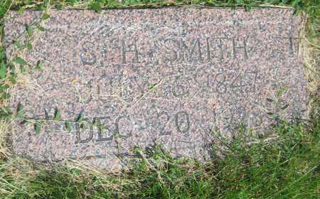 SMITH, SEATONHON H. - Saline County, Nebraska | SEATONHON H. SMITH - Nebraska Gravestone Photos