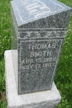 SMITH, THOMAS GEORGE - Saline County, Nebraska   THOMAS GEORGE SMITH - Nebraska Gravestone Photos