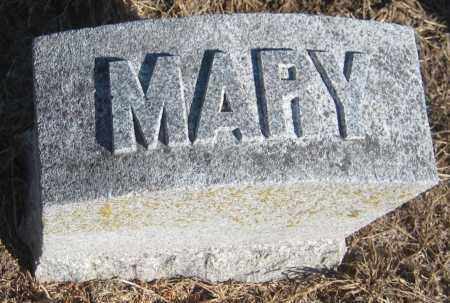 SPENCE, MARY - Saline County, Nebraska   MARY SPENCE - Nebraska Gravestone Photos