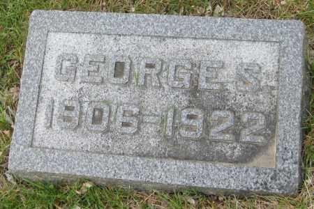 STALEY, GEORGE S. - Saline County, Nebraska   GEORGE S. STALEY - Nebraska Gravestone Photos